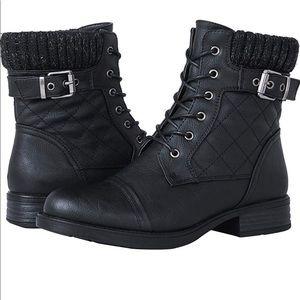Shoes - 🆕 Black Combat Boots